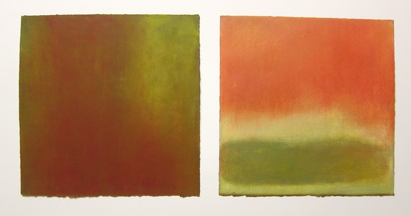 Daisy Craddock - Heirloom Tomato (Apologies to Rothko)