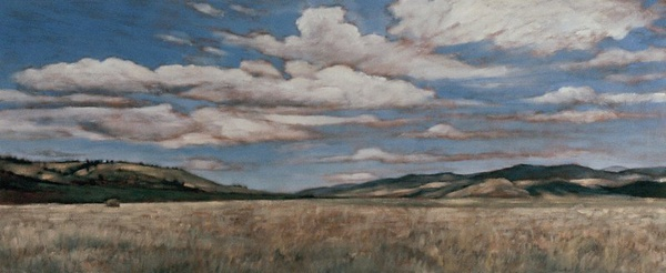 Daisy Craddock - Toward New Mexico