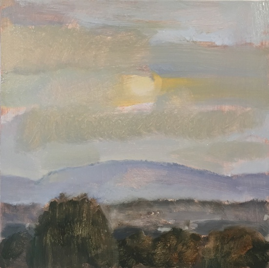 Daisy Craddock - Dusk in July