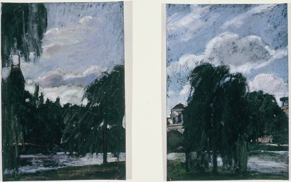 Daisy Craddock - Three Weeks in Amsterdam (canals, 1 and 2)