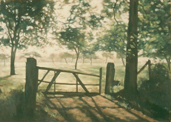 Daisy Craddock - Gate to the Orchard