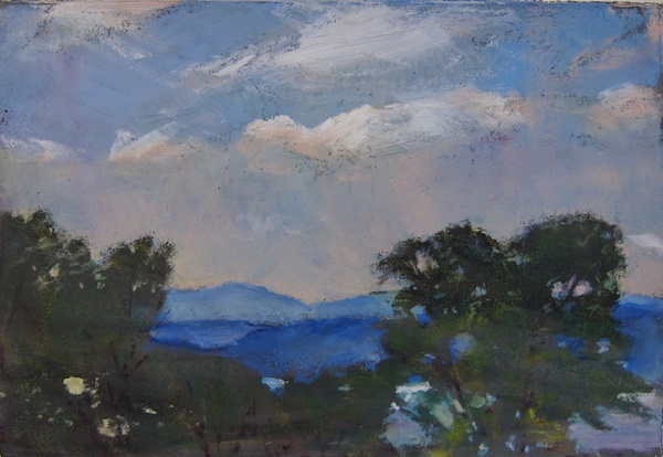 Daisy Craddock - Late Afternoon in August (1st)