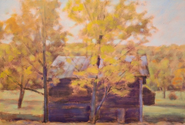 Daisy Craddock - Barn, October